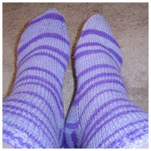 2nd Pair of Socks