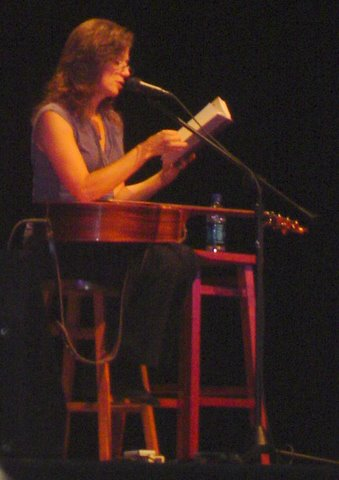Amy Grant Reading