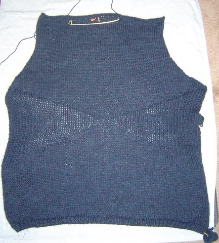 Back Half of Sweater