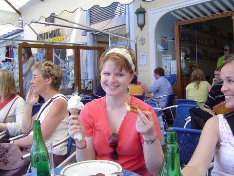 Capri Lunch