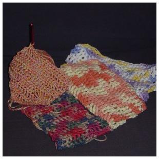 First Crochet Attempts