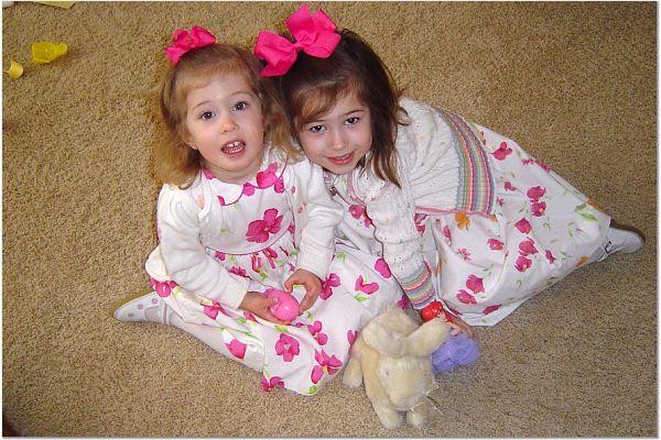 Easter Girls