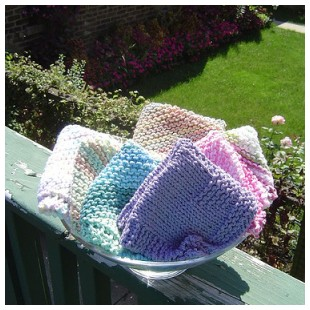 More Dishcloths