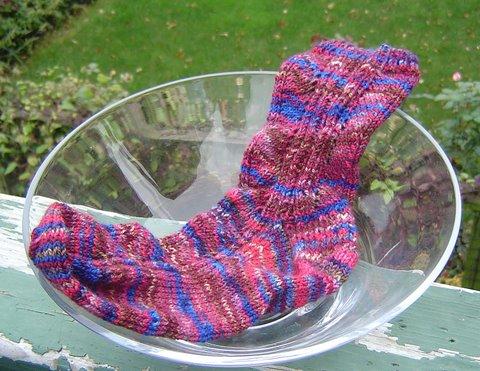 First MTM Sock