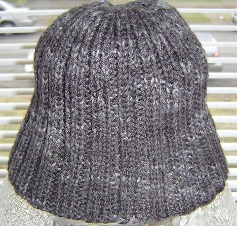 Simple Soot Hat