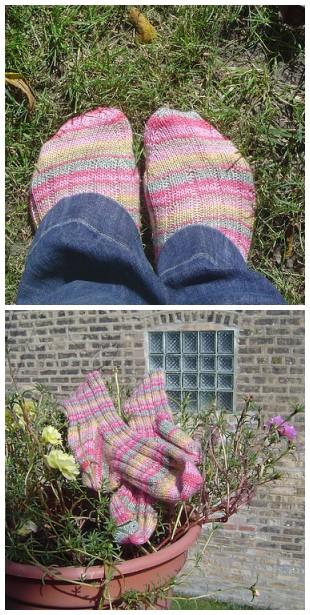 Summer 2007 Socks